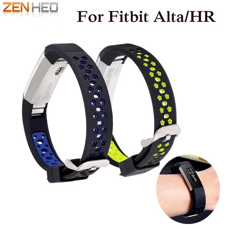 Newest Strap For Fitbit Alta/ Alta HR Bands Soft Strap Replacement Wristband Luxury Bracelet High Quality Watch Accessories for fitbit alta bands luxury genuine leather band replacement strap bracelet for fitbit alta tracker high quality bracelet strap