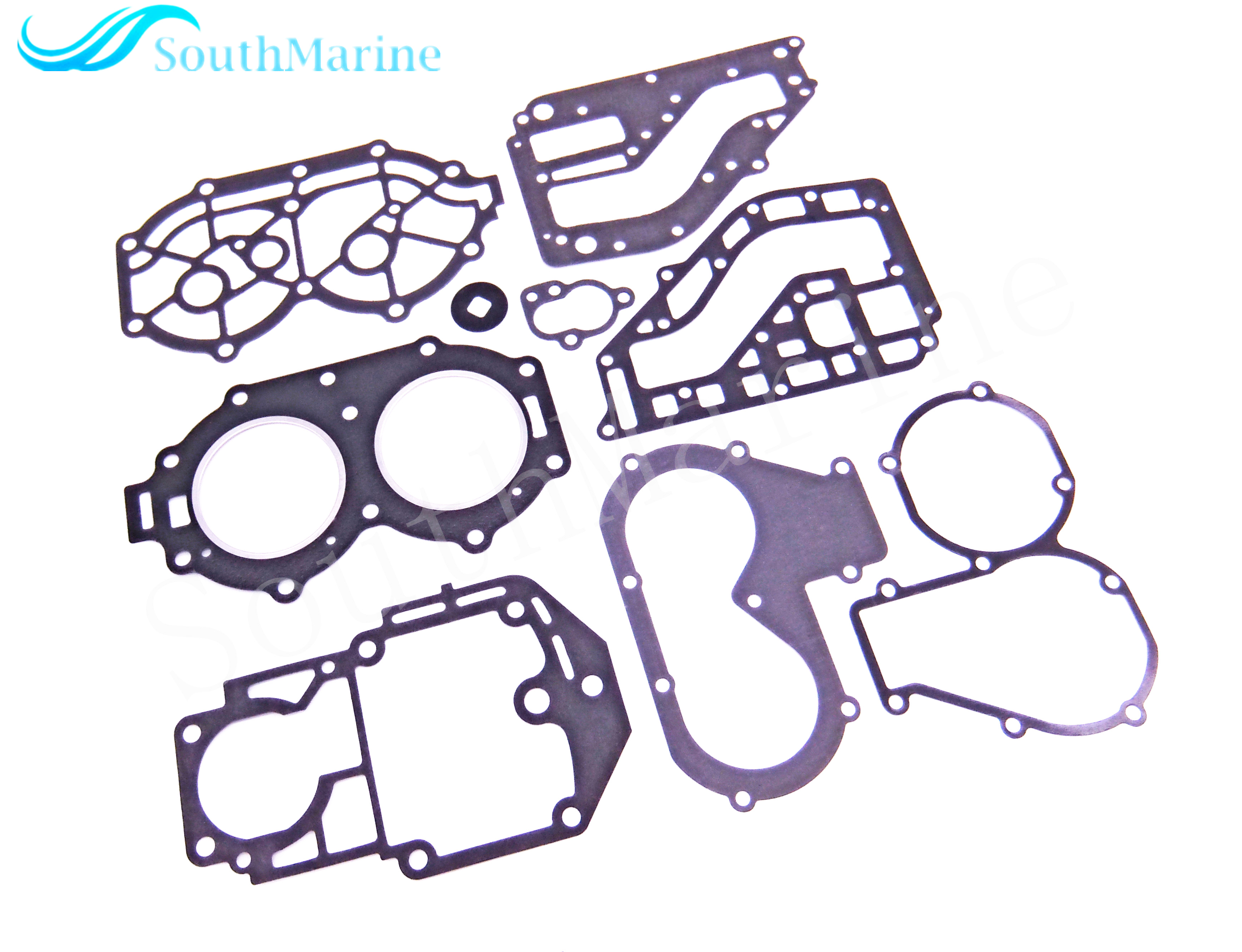 Outboard Engine Complete Power Head Seal Gasket Kit for Hidea 25F 30F Boat Motor Free ShippingOutboard Engine Complete Power Head Seal Gasket Kit for Hidea 25F 30F Boat Motor Free Shipping