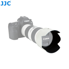 JJC LH 78B WHITE Lens Hood for Canon EF 70 200mm f/4L IS II USM Lens Replaces ET 78B Allows to Put 72mm Filter and Lens Cap