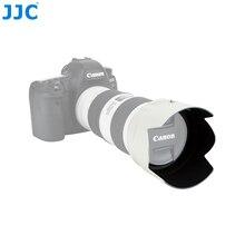 JJC LH 78B pare soleil blanc pour Canon EF 70 200mm f/4L IS II USM objectif remplace ET 78B permet de mettre 72mm filtre et capuchon dobjectif