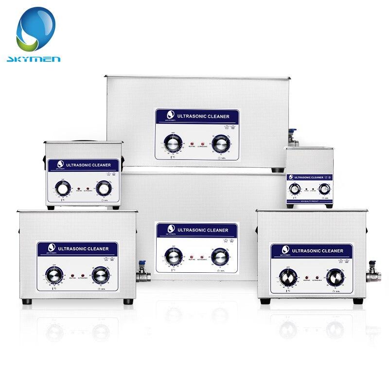 SKYMEN Ultraschall Reiniger Industrielle Metall Teile Medizinische Labor Instrumente PCB Ultraschall Reiniger Bad 2L 4.5L 6,5 10L 15L 22L 30L-in Ultraschall-Reiniger aus Haushaltsgeräte bei  Gruppe 1