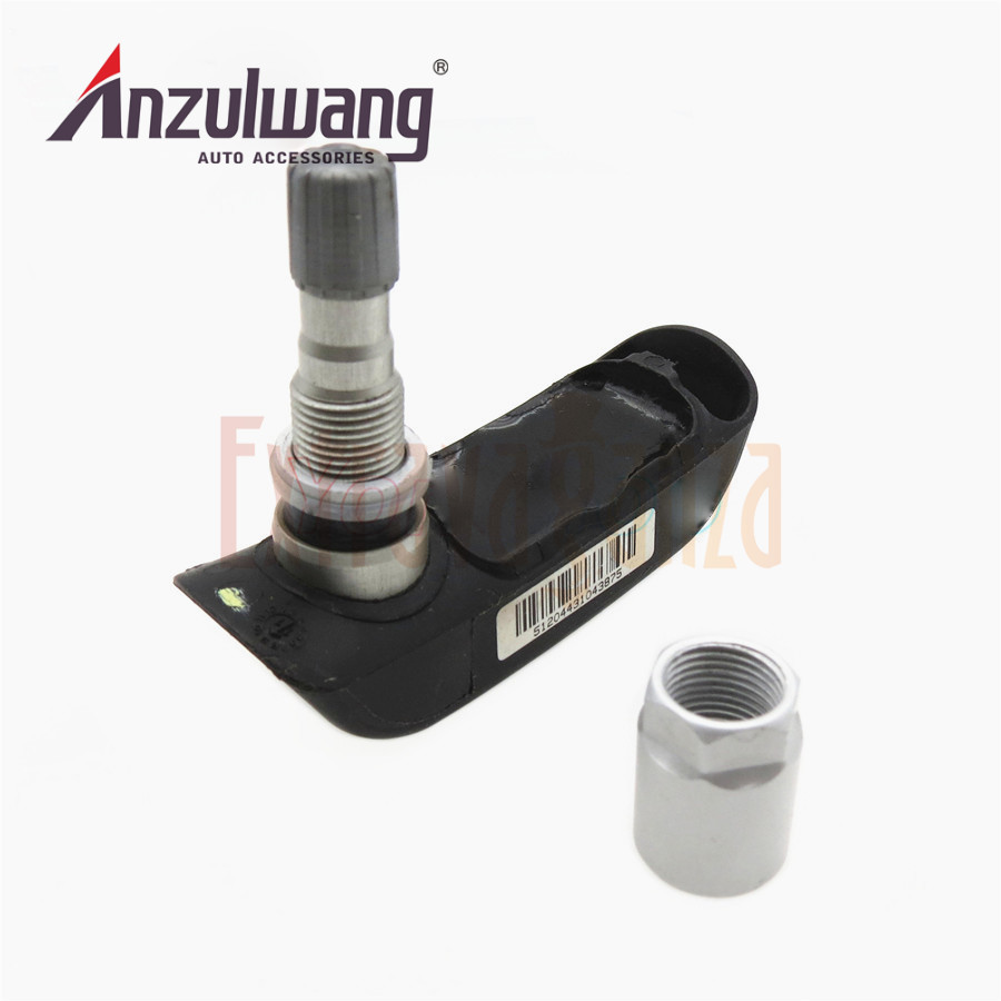 4 pcs TPMS SENSOR 8521797 High quality car Part Tire pressure <font><b>monitoring</b></font> sensor ( TPMS ) for BMW