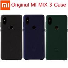 "Nieuwste Xiaomi Mi Mix 3 Case 4G Originele Xiaomi Mi Mix 3 Case Cover Mix3 Comfortabele Touch Xiaomi Mi mix3 Case 6.39 ""Shockproof"