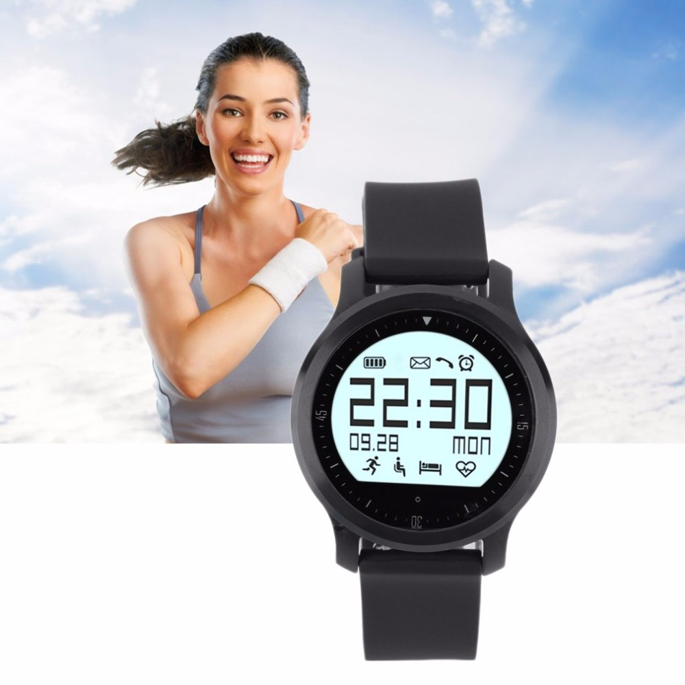 2018 New F68 Bluetooth Smart Watch Waterproof Heart Rate Monitor For IOS And Android Smart Phones phones