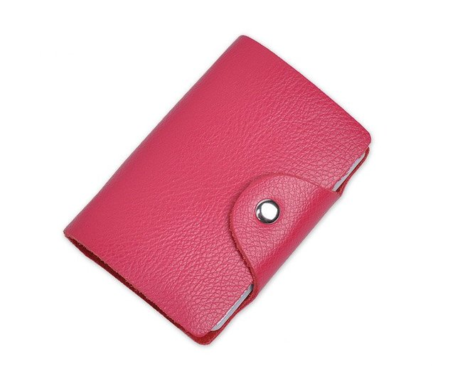Free shipping  Women/men s Real leather Card holders Colours Credit/bussiness card holders2202