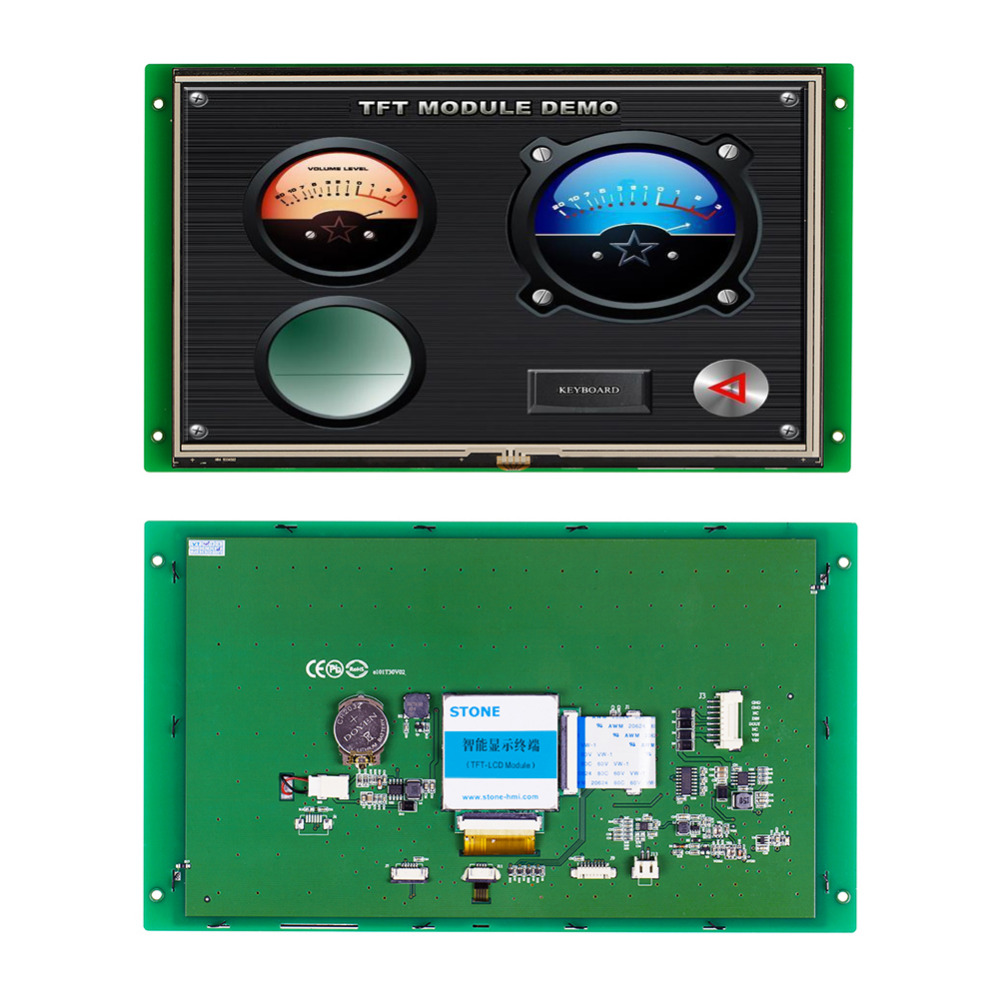 10.1 Inch Intelligent And Colorful TFT LCD Monitor With Powerful Functions10.1 Inch Intelligent And Colorful TFT LCD Monitor With Powerful Functions