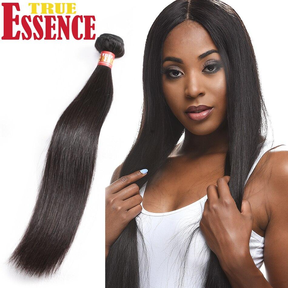 True Essence Hair Brazilian Remy Long Hair Bundles Straight Natrual