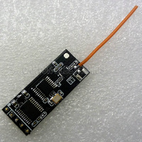 2.4Ghz 20dBm wireless RF serial UART module 5V 3V AT command replace CC1101 SI4432