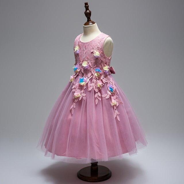 Online-Shop Prinzessin Fairy Party Kleider Mädchen Hochzeit ...