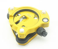 NEW Original Topcon Total Station Yellow Tribrach with optical plummet