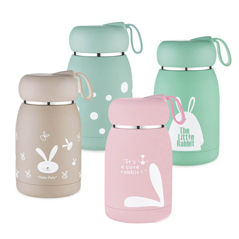 360ML Vacuum Flasks Thermos Mug Stainless Steel thermo Bottle Belly Cup Thermal Bottle For Water Insulated Tumbler For CoffeeMug in Vacuum Flasks Thermoses from Home Garden