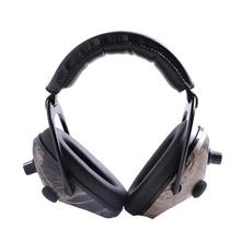 Telinga Electronic Pelindung Taktis