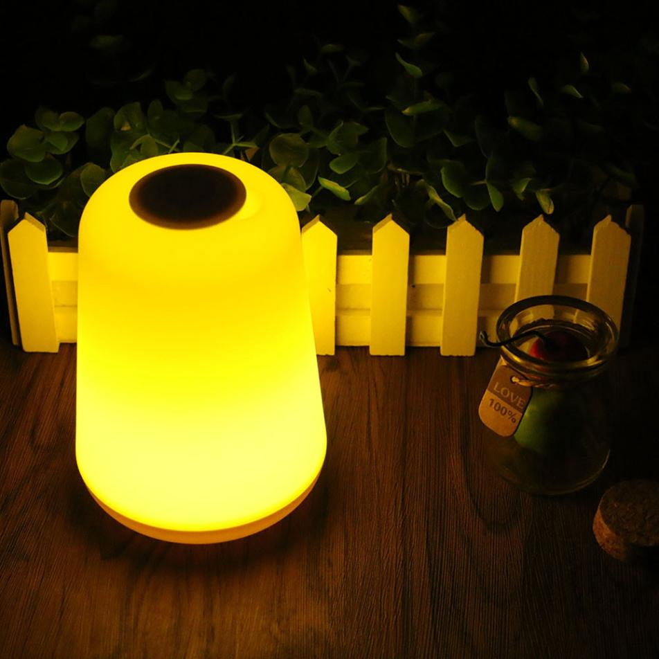 MUQGEW ABS LED batteries Romantic LED Night Light Lamp Baby Room Protect Eyes Gift New
