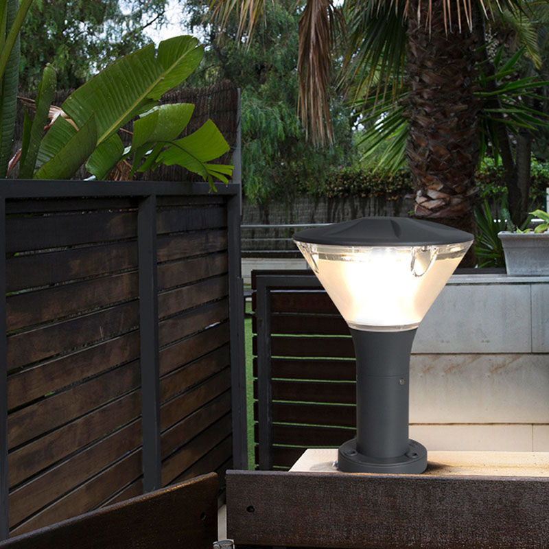 Regendicht stofdicht creatieve outdoor tuinverlichting balkon residentiële countyard villa decoracion jardin exterieur - 4