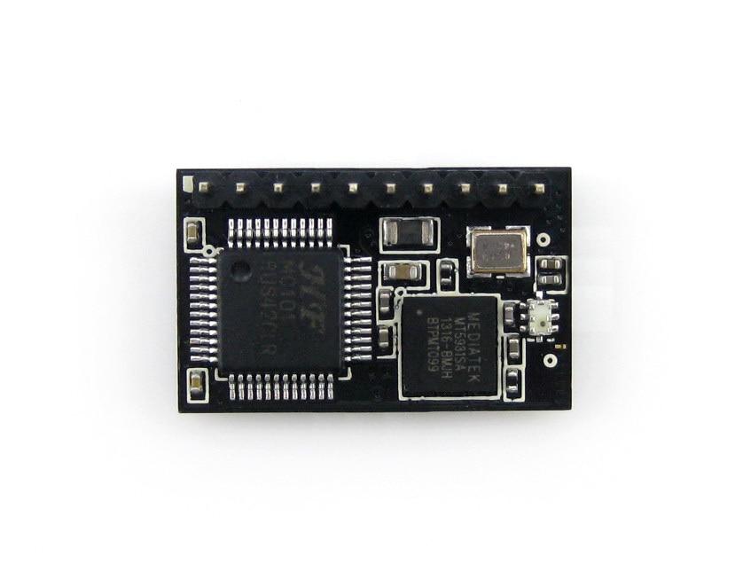 LPT100 WiFi Module USB to UART USB Wifi Wireless Communication Development Board Evaluation Module Kit External Antenna