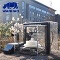 WANHAO 3D Impresora Repuestos Aislar Ventana Cubierta de la cámara de caja con tornillos y tuercas Manejar Paquete D6 D5 I3 D4
