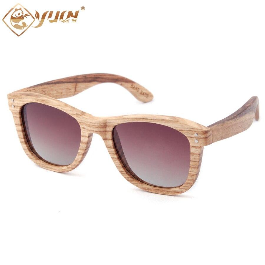 9af1b7fa3b Birthday gift wooden sunglasses vogue mens polarized glasses women wood  occhiali da sole