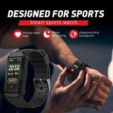 TISHRIC التمويه الرياضة اللياقة البدنية/سوار ذكي رجل/المرأة/GPS IP68 الذكية الفرقة للماء smartband النشاط تعقب/سوار