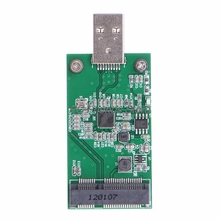 USB 3,0 к Mini PCIE mSATA SSD mSATA к USB 3,0 SSD адаптер карта-ПК друг