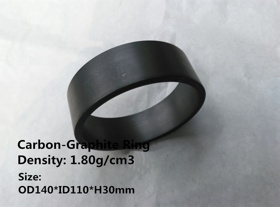 ФОТО Graphite Ring GR14030  ,   Graphite sleeve for Degassing in Molten Aluminum