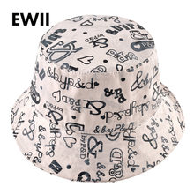 Sol pesca sombrero del cubo para los hombres verano bob hip hop mujeres ala  ancha floppy 26f6e4a4858