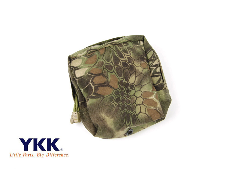 Tactical Accessory Utility Dump Pouch MOLLE Pouch Kryptek Mandrake+Free shipping(XTC050287)
