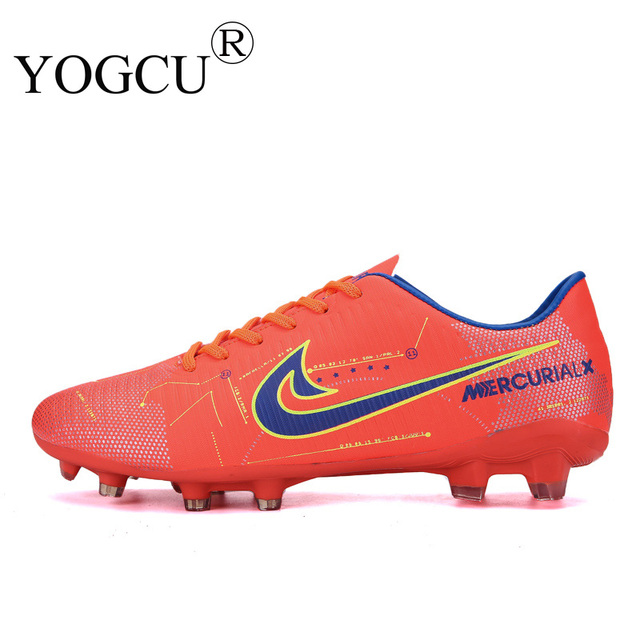 9c1c38132 Men Superfly Football Boots Original FG High Ankle Soccer Shoes Superstar  Professional Race Outdoor Training Cleats