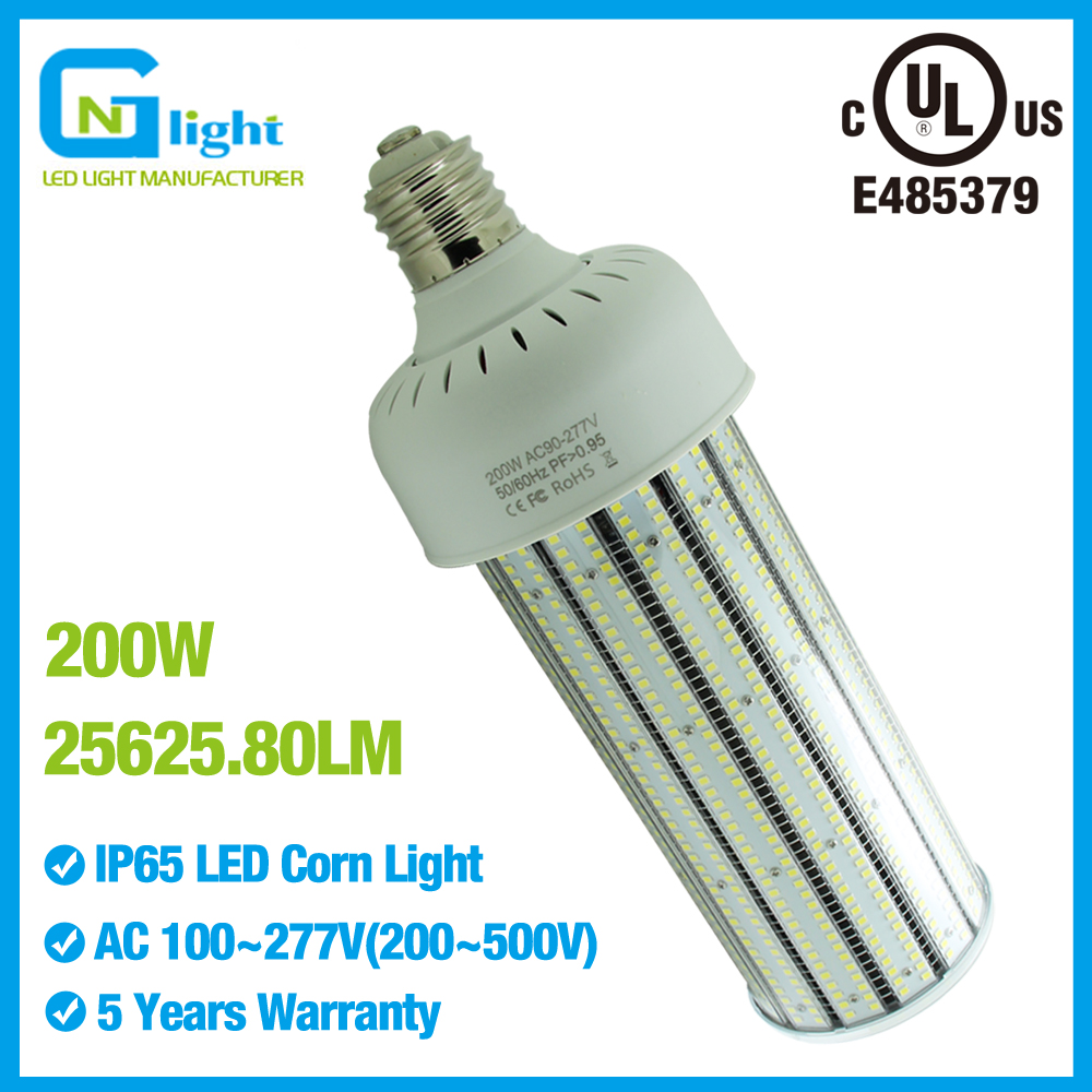 400W Mercury Vapor Halogen Lamps Replacement 200W LED