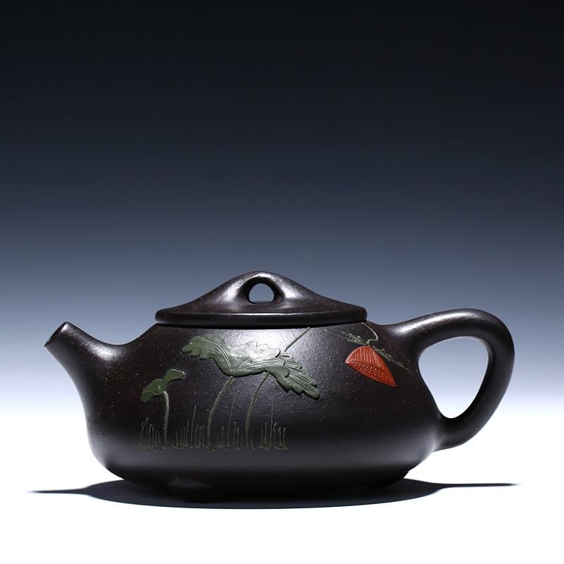 Yi Xing Purple Clay Teapot