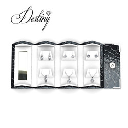 Destiny Jewellery Embellished with crystals from Swarovski jewelry sets Luxx jewellery Set DS015