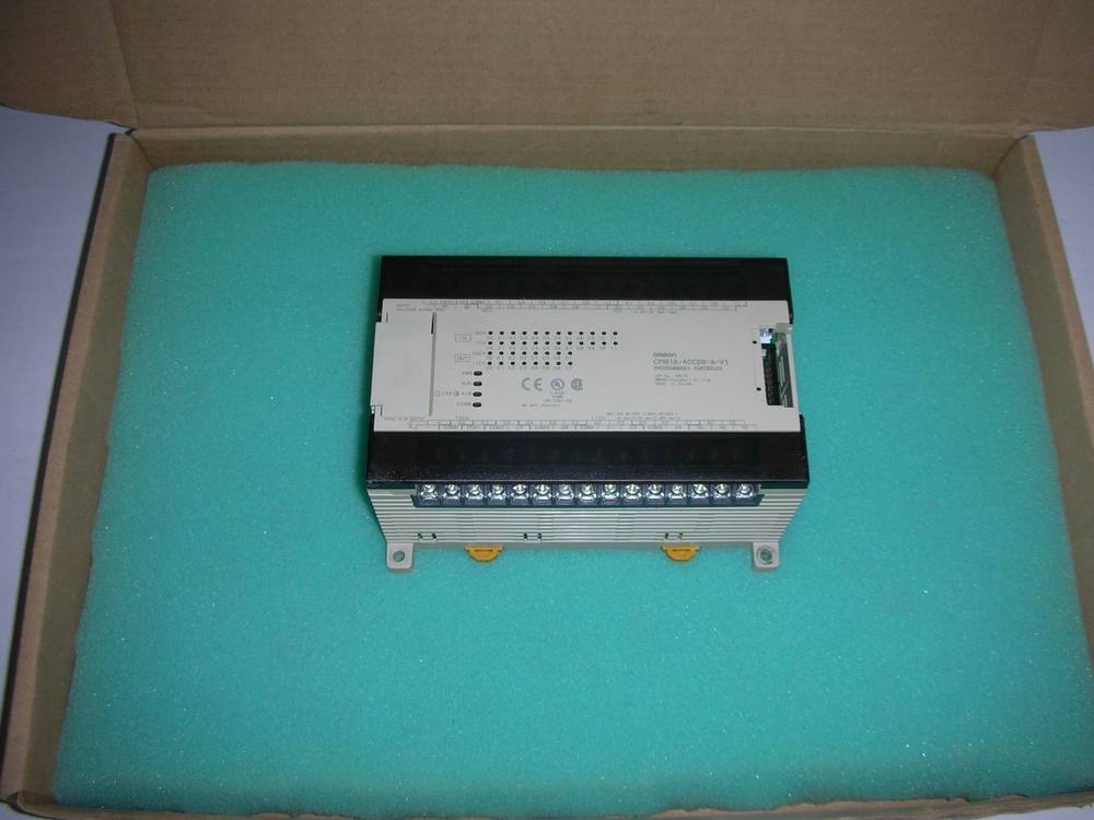 1PCS OMRON PLC Module CPM1A-40CDR-A Used Tested