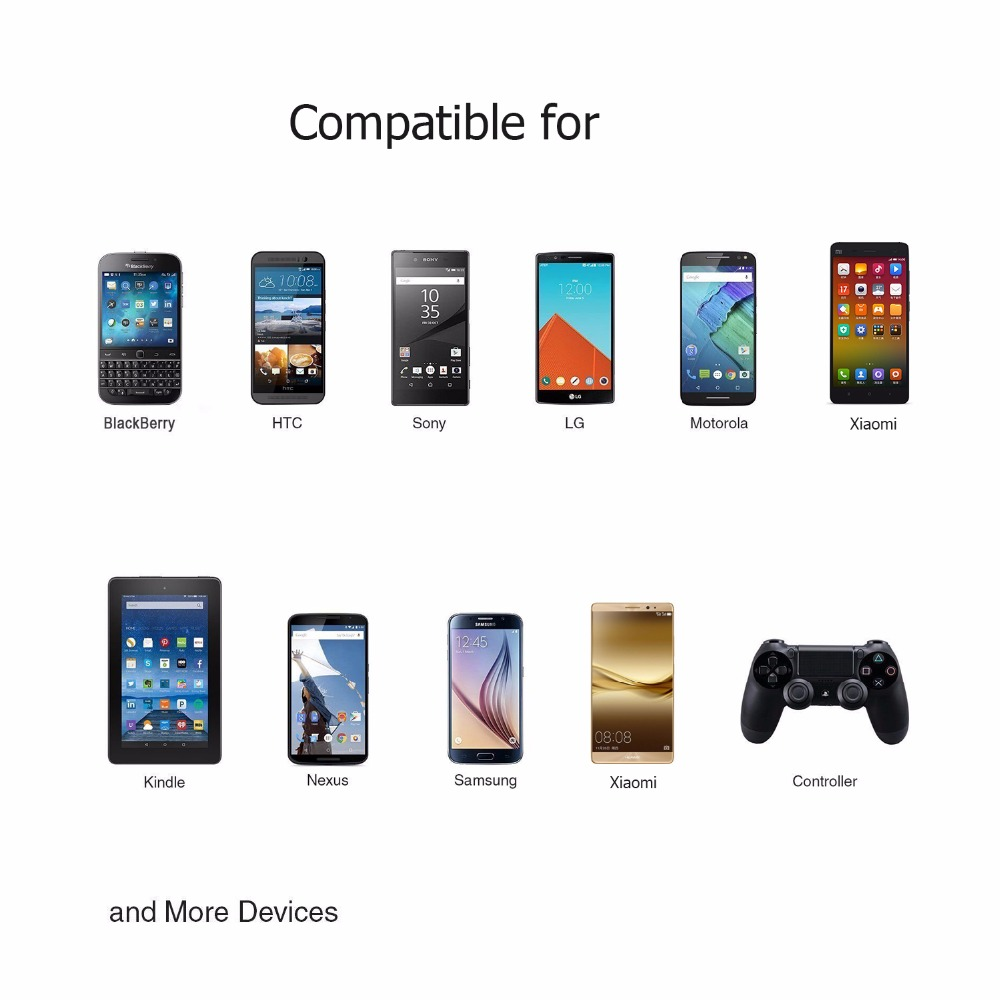 Καλώδιο TIEGEM Micro USB για Samsung S3 / S4 / S5 / S6 / S7 - Ανταλλακτικά και αξεσουάρ κινητών τηλεφώνων - Φωτογραφία 6