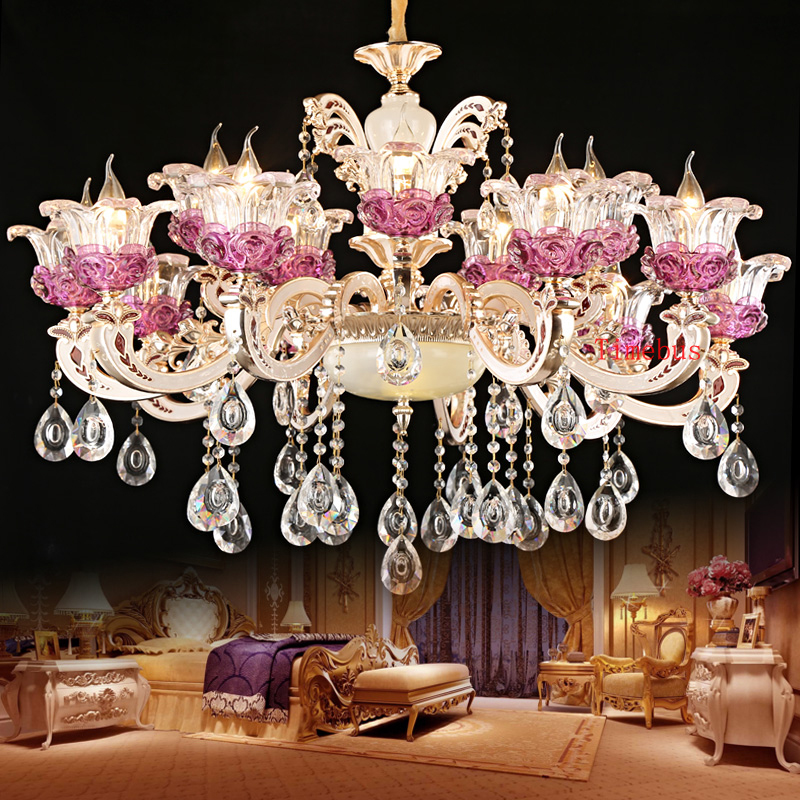 Living Room Lights Luxury Crystal Chandeliers Lighting Gold Chandelier lamp Modern led Chandelier Lighting Hanging Lights restaurant white chandelier glass crystal lamp chandeliers 6 pcs modern hanging lighting foyer living room bedroom art lighting