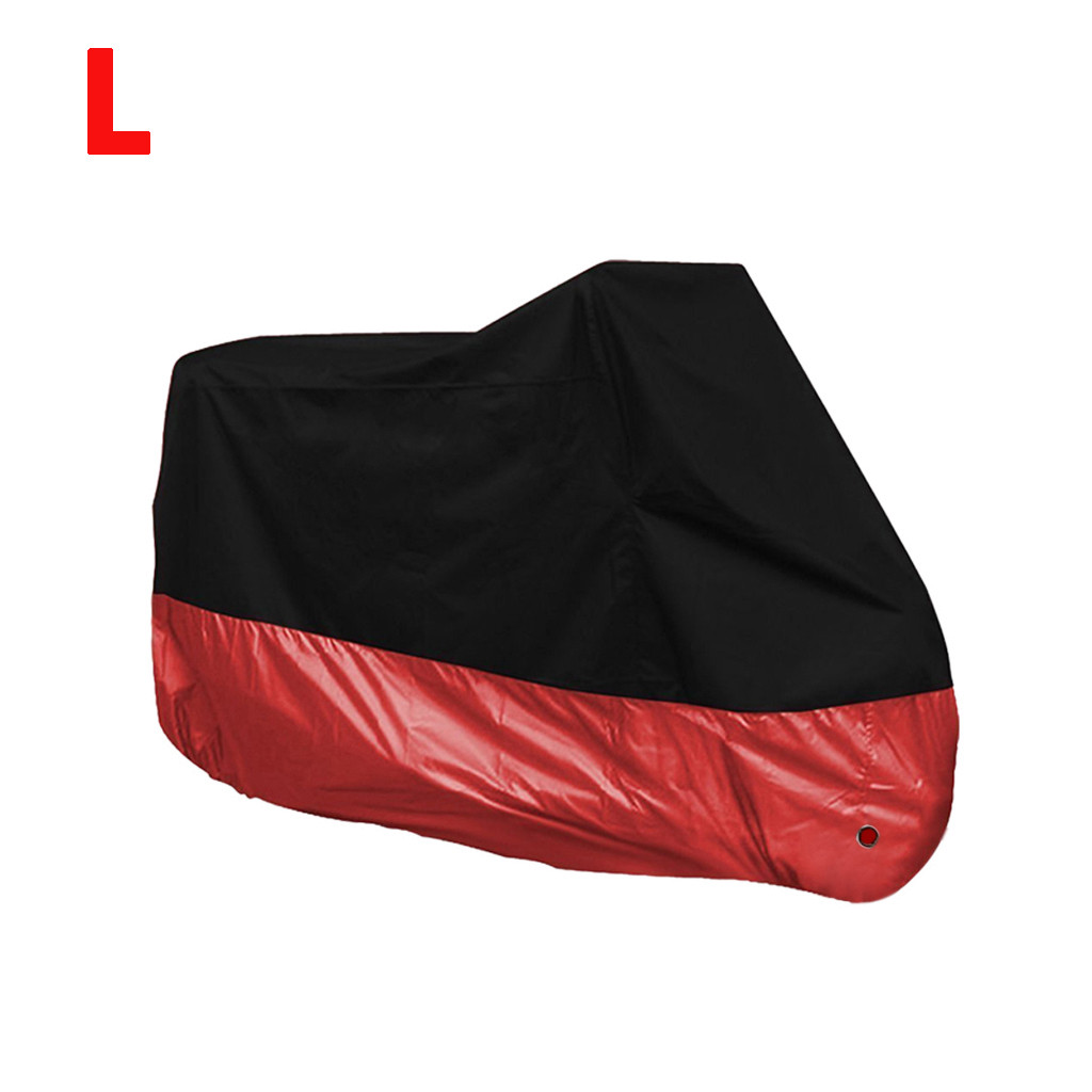 Raincoat Waterproof-Cover Motorcycle For Outdoor -Y5 Uv-Protector Dustproof