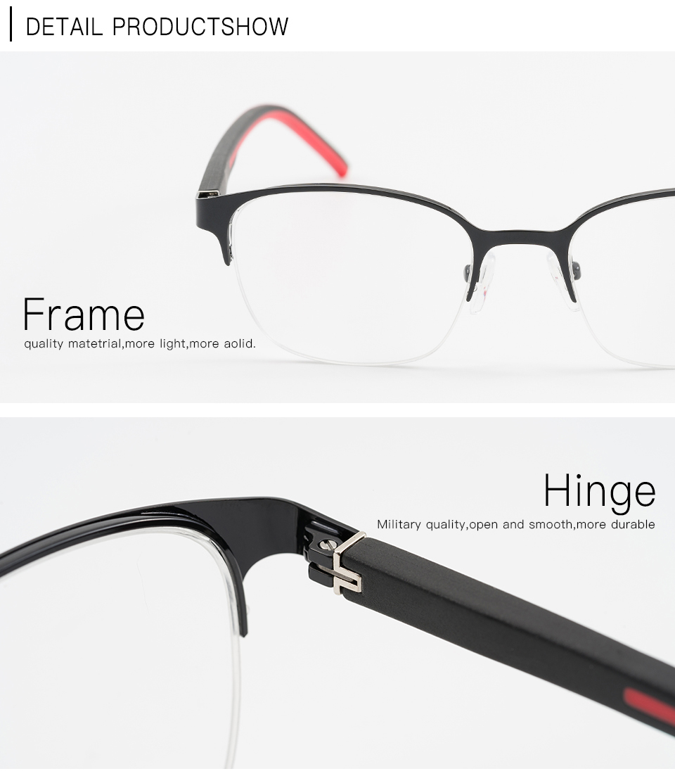 4928599bde3 Detail Feedback Questions about Metal Kids Glasses frame Fashion ...