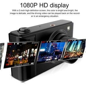 "Image 3 - HGDO 2 นิ้ว """" """" """" """" """" """" """" """" """" DVR MINI Dash CAM Full HD 1080P Dvrs Night Vision Video Recorder autoregister Dashcam"