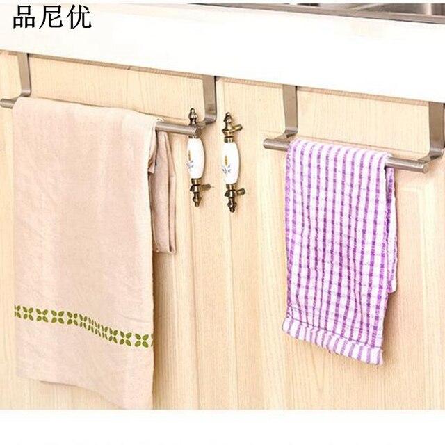 Stainless Steel Towel Rack High Quality Door Hook Towel Bar Single
