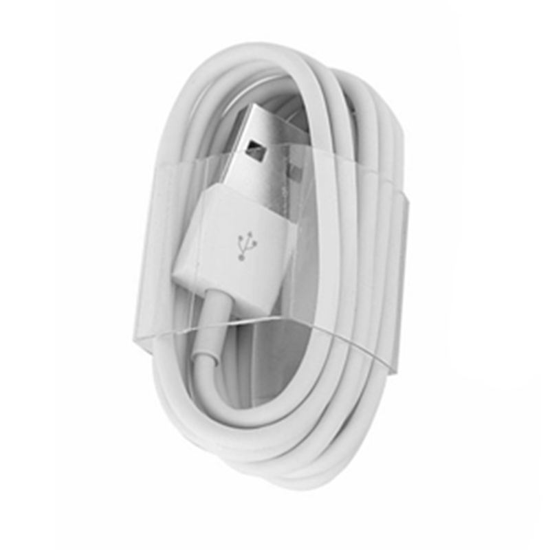 1M Phone Cable Usb Adapter For Apple IPhone 4 4S X 5 5S SE 5C 6 S 6S 7 8 Plus 8pin Charger Cable Mobile Phone Charging Adapter