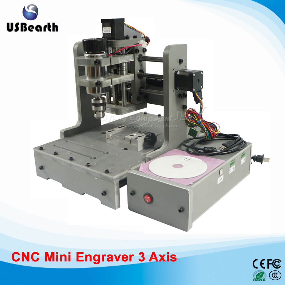 3 axis CNC Router 200*300*80mm carving size, pcb milling machine for hobby , no tax to Russia russia no tax 1500w 5 axis cnc wood carving machine precision ball screw cnc router 3040 milling machine