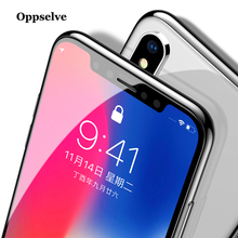 5D Cold Carving Screen Protector Tempered Glass For iPhone Xs Max X 10 Xr 8 7 Plus Full Cover Protective Xsmax