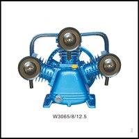 W3065/8/12,5 поршневой воздушный компрессор Головка блока цилиндров Автоматическая Головка блока цилиндров цилиндр воздушного компрессора гол