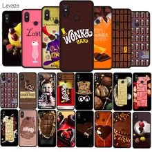 Lavaza Chocolates Pattern Soft TPU Case for Xiaomi Redmi Note 5 6 7 Pro 5A 6A S2 Plus Silicone Cover