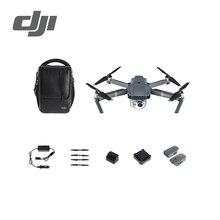 DJI Mavic Pro Fly More Combo 27 mins Flight time 7KM Control range 3-axis Gimbal 4K Video Portable