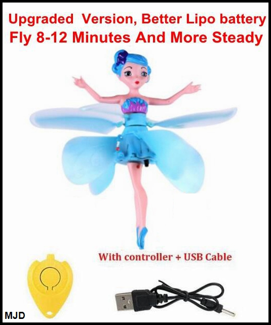 New Blue Fly Fairy