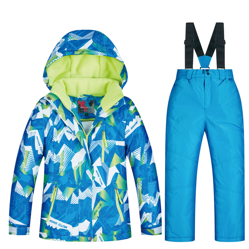 Ski suit for child brand new high quality children windproof waterproof snow suit winter boy ski and snowboard jacket and pantSki suit for child brand new high quality children windproof waterproof snow suit winter boy ski and snowboard jacket and pant