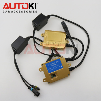 Free Shipping 3 Years Warranty 35W 12V Best Quality AC Slim Hyluxtek HID Bi Xenon Ballast 2088 for Car Headlight Replacement