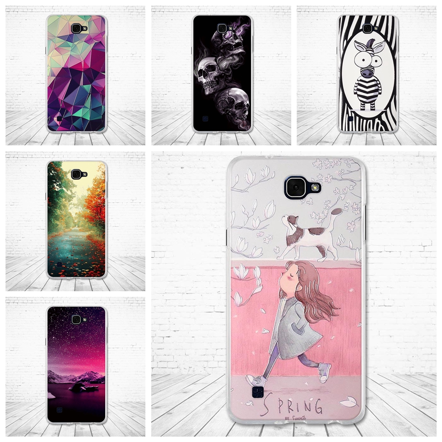 Us 0 88 20 Off Print Case For Lg X5 Xmax Case Soft Silicone Back Cover For Lg X Max Cases Tpu Phone Shells For Lg X5 Cover Painted Fundas Bag In