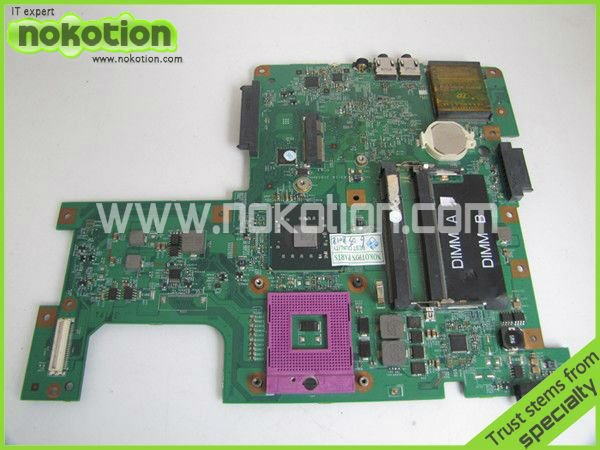 LAPTOP MOTHERBOARD FOR DELL INSPIRON 1545 SERIES 48.4AQ01.021 INTEL GM45 INTEGRATED MOTHER BOARD GMA 4500 DDR2 MAINBOARD