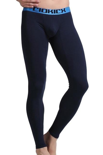 2016 Fashion Men Warm Cotton Men Long Johns Underpants Thermal Underwear Men Thermal Underwear Thermo Underwear