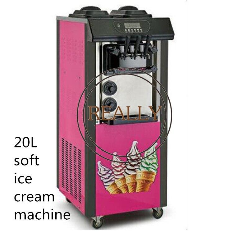 Aliexpress.com : Buy 20L Taylor soft ice cream machine 3 ...